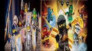 Nexo Knights & Ninjago.