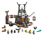 71722 Skull Sorcerer's Dungeons