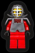 Kendo Kai Minifigure