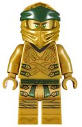 Legacy Golden Lloyd Minifigure