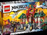 70728 Битва за Ниндзяго Сити