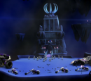 Lord Garmadon's Dark Fortress