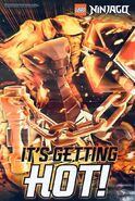 It's Getting Hot Poster