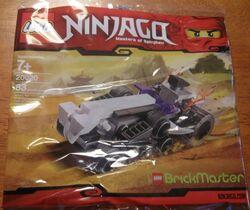 20020 BrickMaster Ninjago