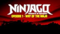 Episode 1 — Way of the Ninja
