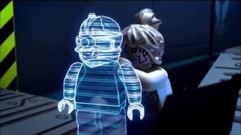 LEGO Ninjago Rebooted Conoce a PIXAL-0