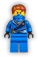 Techno Jay Minifigure