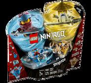 70663 Spinjitzu Nya and Wu Box