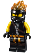 Forbidden Spinjitzu Cole Minifigure 2