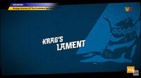 Krag's Lament
