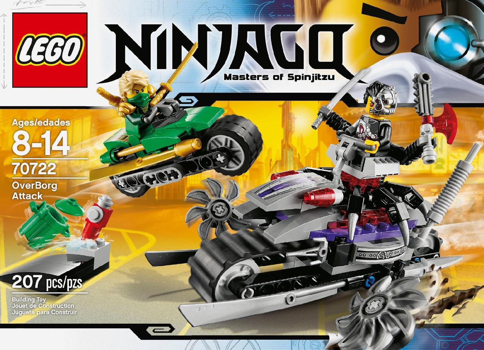 Imagen - Lego Ninjago 70722 OverBorg Attack.jpg   Wiki Ninjago ...
