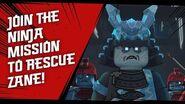 The Ice Chapter - LEGO NINJAGO Story Trailer 2 - (2019)