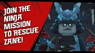 The Ice Chapter - LEGO NINJAGO Story Trailer 2 - (2019)