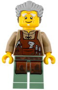 Movie Ed Minifigure