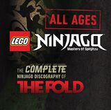 Ninjago: Masters of Spinjitzu: The Complete Ninjago Discography of The Fold