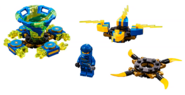 70660 Spinjitzu Jay 2019 Set