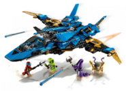 70668 Jay's Storm Fighter 3