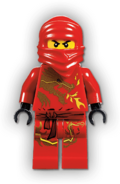 Kai DX Minifigure