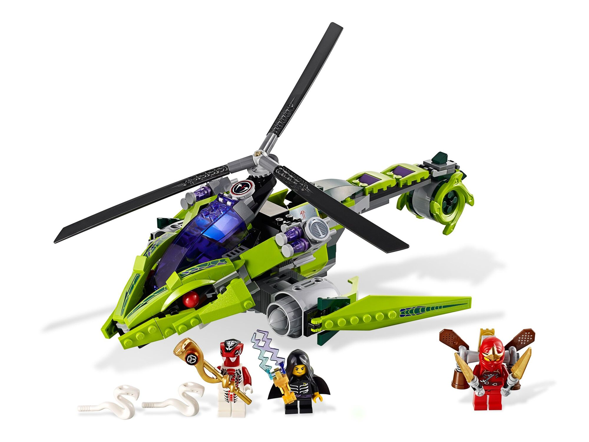 9443 Chrzęstokopter Lego Ninjago Wiki Fandom Powered By Wikia