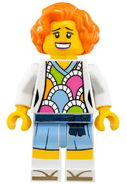 Movie Lauren Minifigure