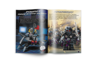 LEGO Ninjago Inwazja nindroidów Example