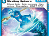Card 49 - Sizzling Sphere
