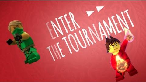 Enter the Tournament