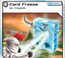 Card 52 - Card Freeze