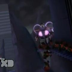 <b>Nya derrota al ejercito con la torreta laser</b>
