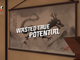True Potential Wasted