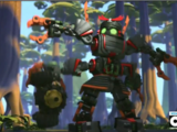 Samurai Mech (Stone Army)