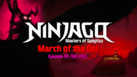 Ninjago March of The Oni Episode 97