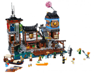 70657 Ninjago City Docks