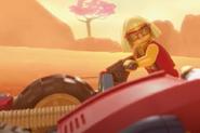 Nya's bike in the series 1