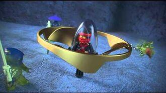 Ronin R.E.X. - Lego Ninjago - 70735 - Product Animation