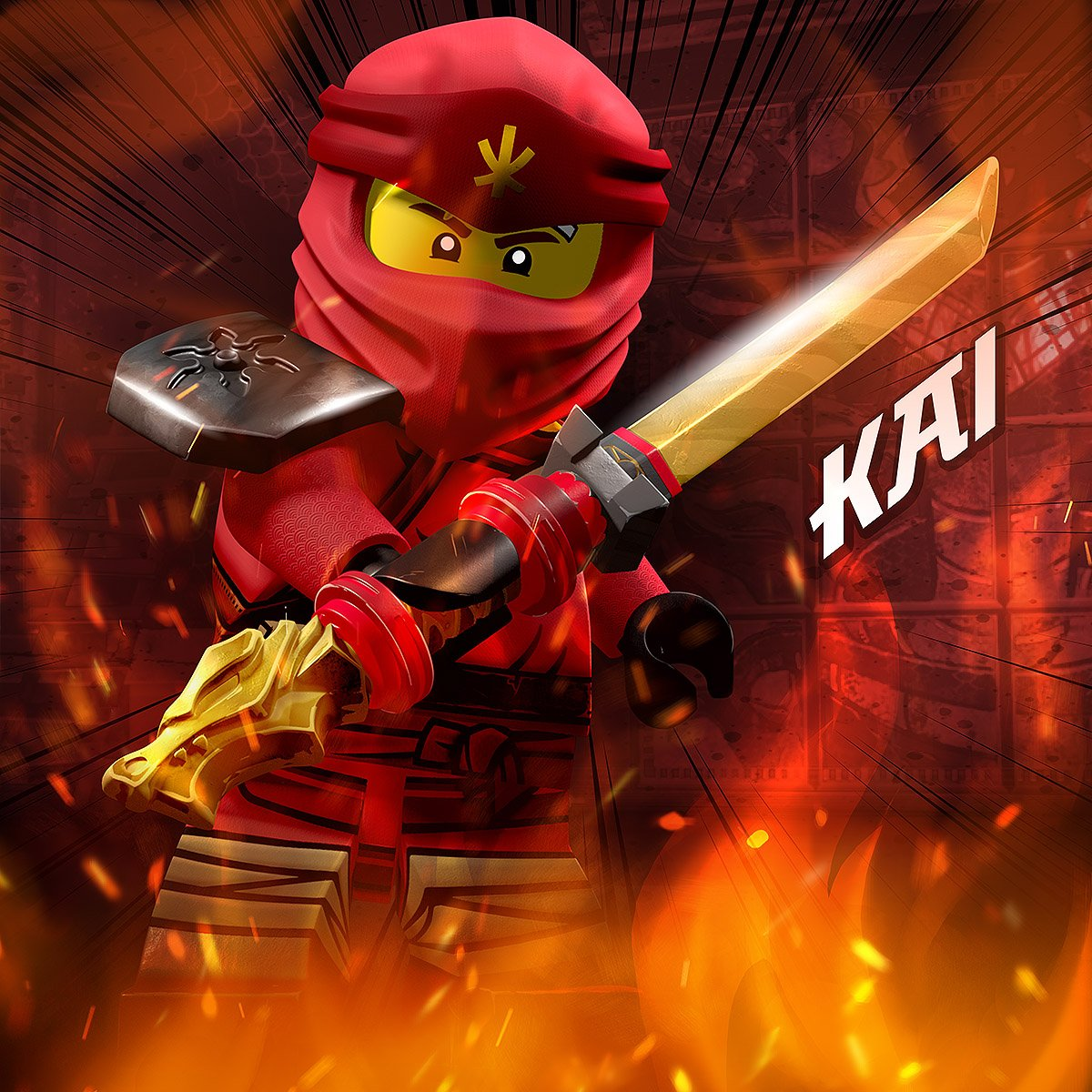 Kai | Ninjago Wiki | FANDOM powered by Wikia