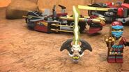 Ninja Bike Chase - LEGO Ninjago - 70600 - Product Animation