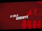 A Cold Goodbye