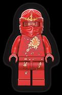 NRG Kai Minifigure