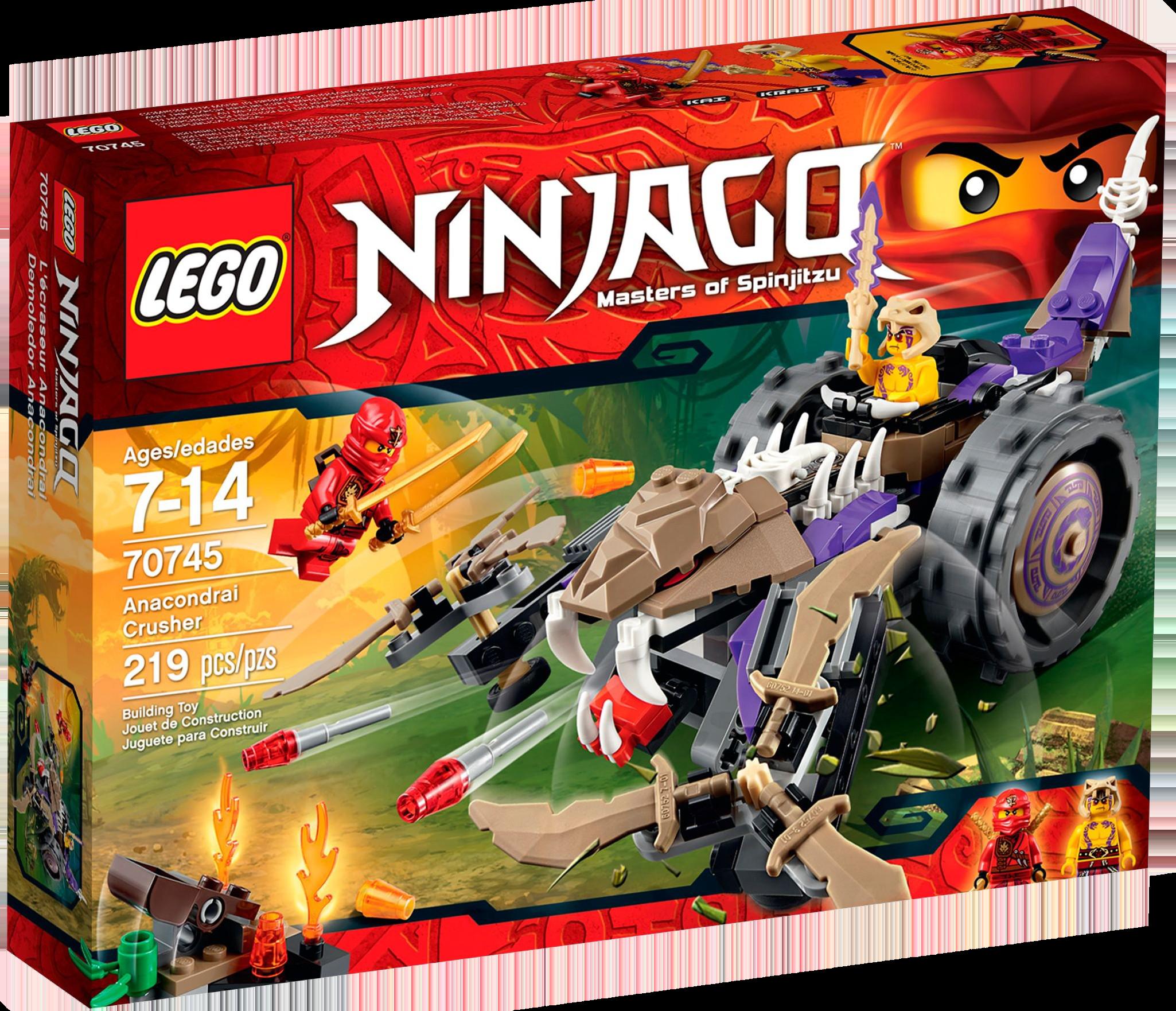 Lego Ninjago Kai Tournaments Of Elements Minifigure From