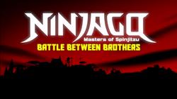 Ninjago Battle Between Brothers
