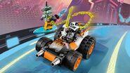 71706 Cole's Speeder Car Poster