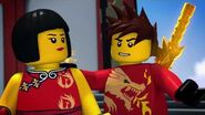 LEGO Ninjago - Season 1 Episode 1 Rise of the Snakes Full Episodes English Animation for Kids-0