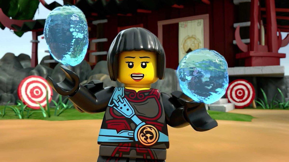 Ninjago Nya Water Ninja by wjones215 on DeviantArt   Ninjago Nya Water Ninja