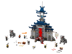 70617 Temple of The Ultimate Ultimate Weapon