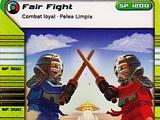 Card 125 - Fair Fight