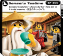 Card 90 - Sensei's Teatime