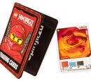 853114 LEGO Ninjago Trading Card Holder
