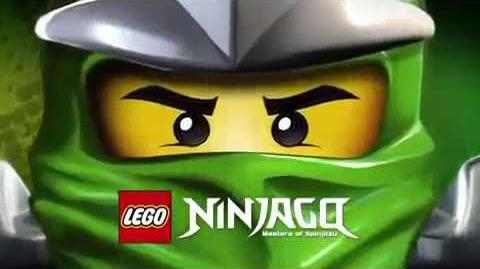 LEGO Ninjago Spinners - Slithraa vs Lloyd Ad