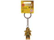 850622 Golden Ninja Key Chain Alt 1